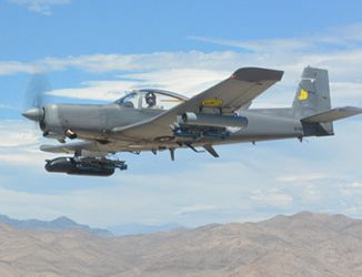 A-90 Raider Added to Nellis IDIQ Contract