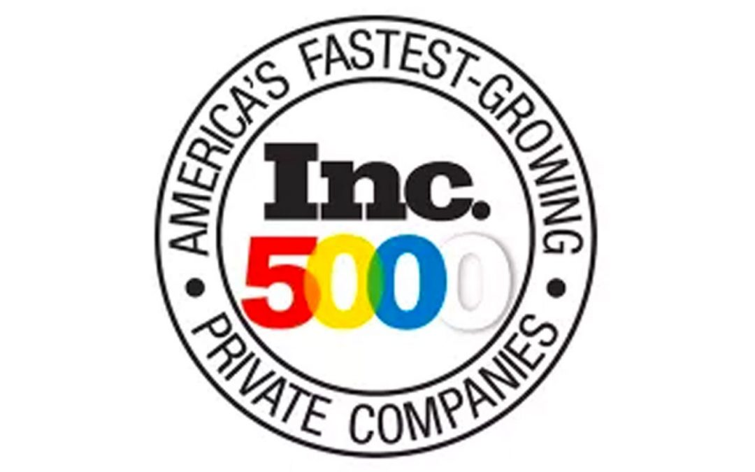 Blue Air Training Named to the Inc. 5000 List at #106