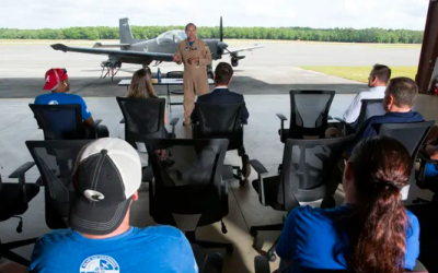 Blue Air Training has made Pensacola our newest home and 4th U.S. major hub