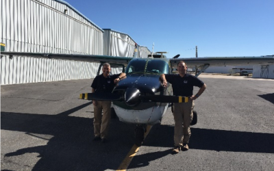 Blue Air Training teams with MAG-DS