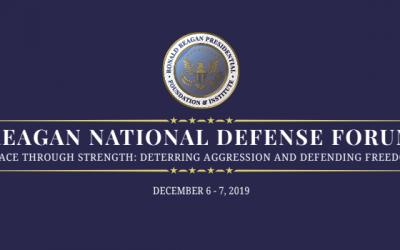 Reagan National Defense Forum