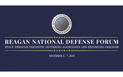 Reagan National Defense Forum