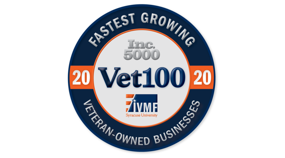 Blue Air Training Named to Inc. Magazine's Vet100 List