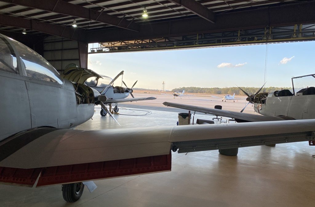USAF Airworthiness Office Once Again Approves Blue Air Training's Safety, Maintenance & Operations
